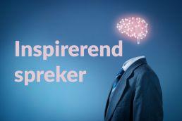 inspirerernd spreker